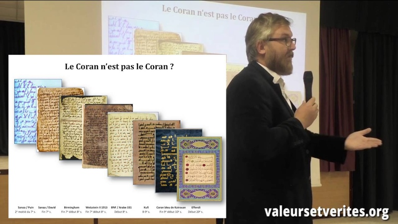 Conférence d'Odon LAFONTAINE Le grand secret de l'Islam