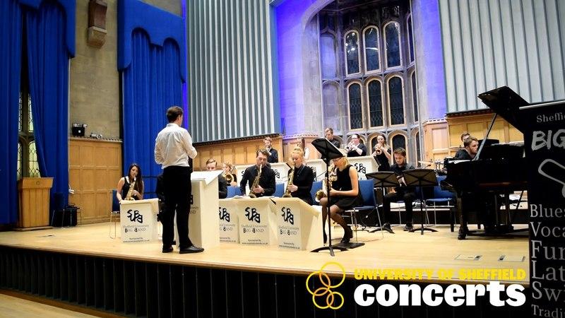 The Chicken - Pee Wee Ellis - Sheffield University Big Band