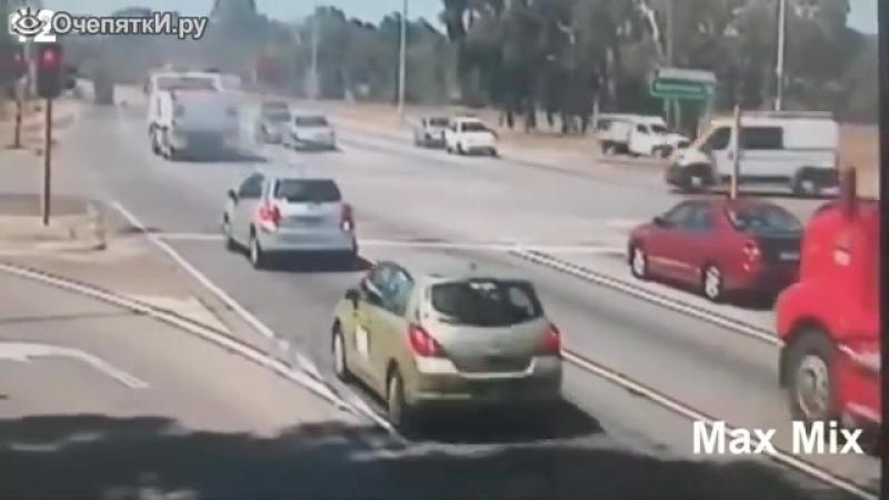 Везение и предусмотрительность на дорогах