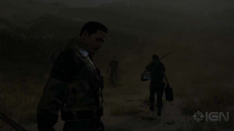 Metal Gear Survive Official Trailer Gamescom 2016