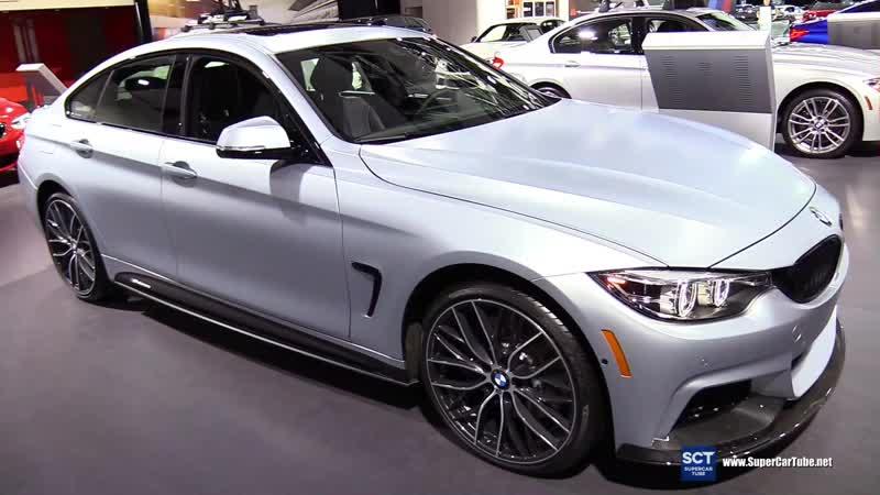 2018 BMW 4 Series 440i Gran Coupé - Exterior and Interior Walkaround - 2018 Montreal Auto Show