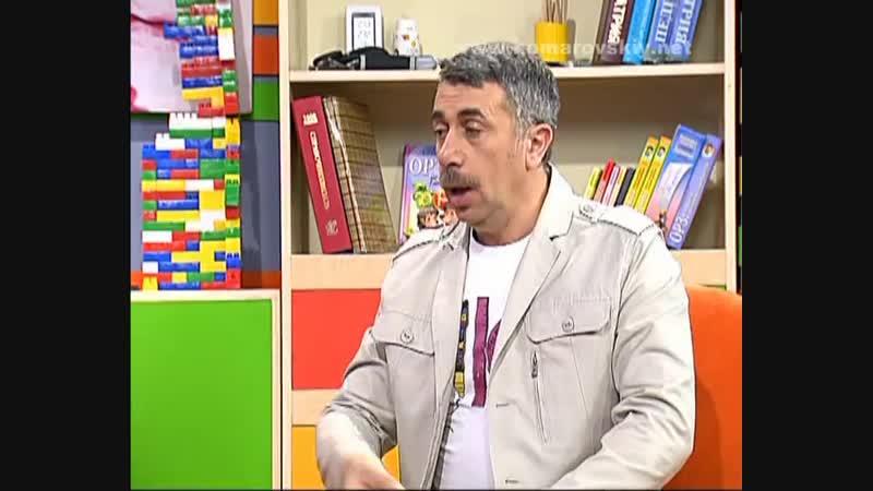Комаровский Выпуск 184 от 24.11.2013 Атопический дерматит
