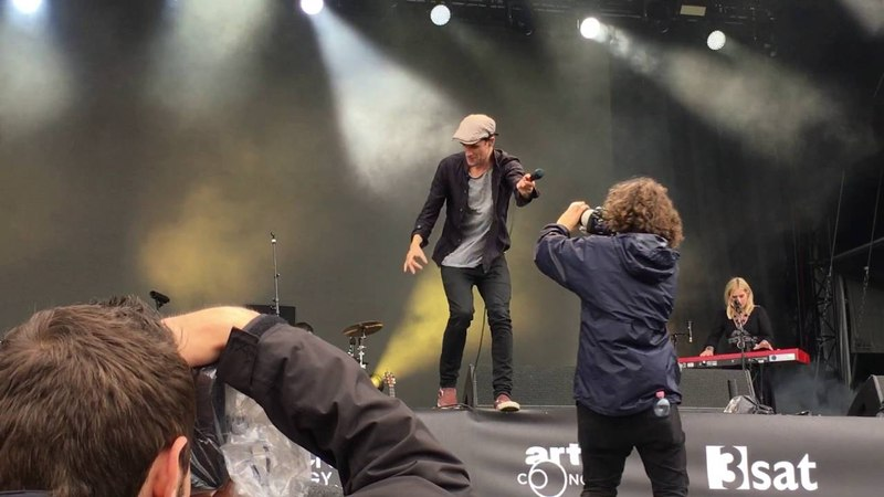 Walking On Cars Full Concert Rock am Ring 2016