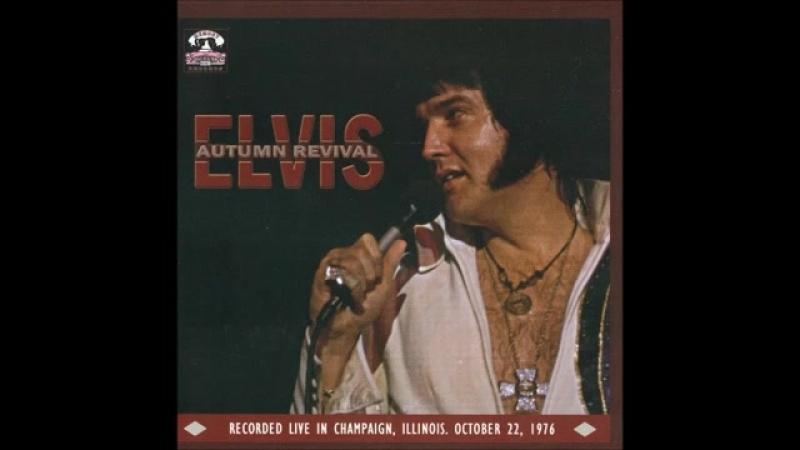 Elvis Presley - ''Autumn Revival'' - October 22, 1976