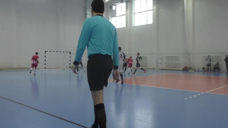 ФК Импульс СПЗ ФК Атлетик Т 1 тайм