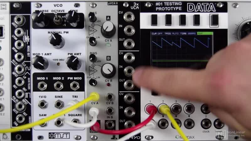 Ask Video - Eurorack Modular 103 Complex Audio and Patching
