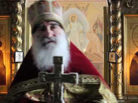 Проповедь нас. Св.Никольского хр.п. Ракитное прот. Николая Германского в Неделю 38 ю