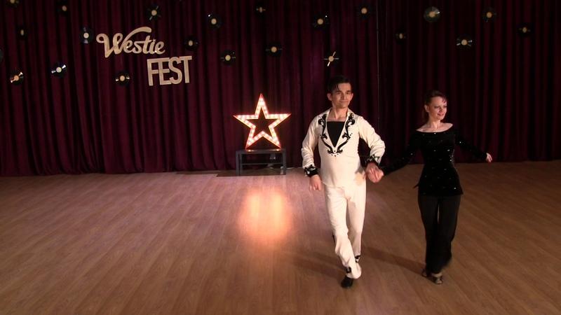 [2016] [Moscow Westie Fest] [Rising Stars Routines] [Final] Артём Шаповалов - Марина Карасёва