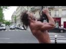 Бездомный бодибилдер из Франции