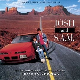 Thomas Newman альбом Josh And S.A.M.