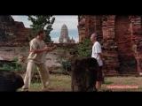 Кикбоксер (1989) (перевод А. Гаврилова) / Жан-Клод Ван Дамм / Боевик