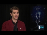 How Did Andrew Garfield Hear He Was Nominated for a Tony - E! Live from the Red Carpet