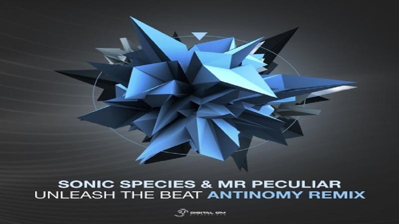 Sonic Species Mr Peculiar - Unleash the Beat (Antinomy Remix) ᴴᴰ