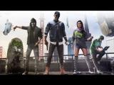Watch Dogs 2/Фрай и чернокожий хакер-хипстер