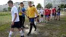 Состоялись соревнования на кубок Северного посёлка по дворовому футболу