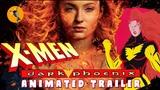 Dark Phoenix Official Trailer 90s X-men The Animated Series