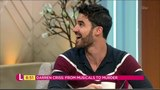 Darren Criss on the Lorraine Show - Full Interview (04-18-18)
