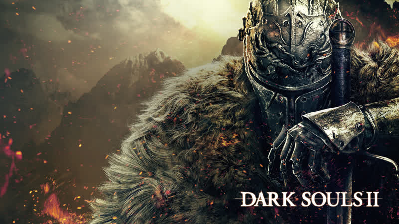 DarkSouls II 4 (Кривой Санстрайк)