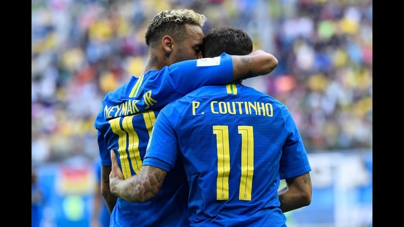 Neymar vs costa rica all skills goal world cup Russia 2018