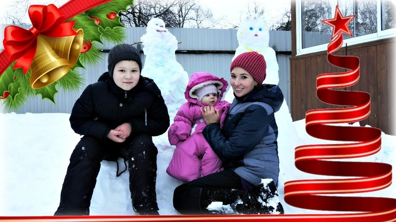 ⛄⛄⛄ Снеговик - 2019 ⛄⛄⛄ @mama_zlaki ⛄⛄⛄