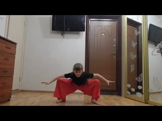 COLISEUM ONLINE DANCE BATTLE - Мамонова София (г.Челябинск)