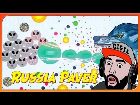 Russia Paver ИГРАЕТ В АГАРИО ТРОЛЛИТ ПОДПИСЧИКОВ НА СТРИМЕ (СМЕШНЫЕ МОМЕНТЫ)