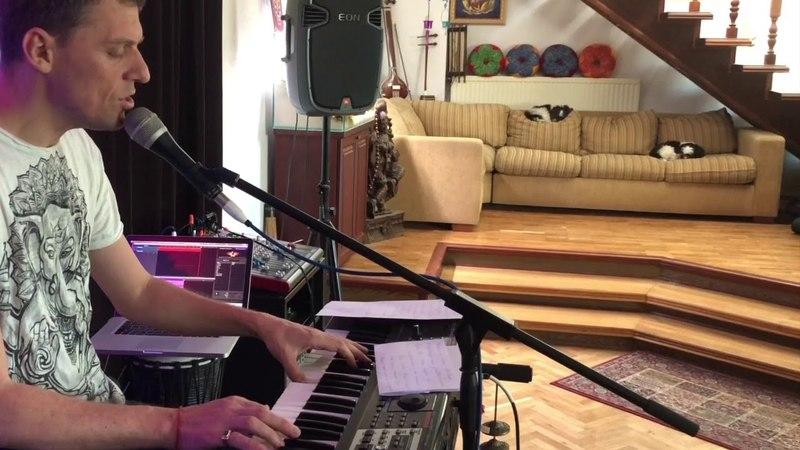 В процессе сочинения новый песни - Владимир Муранов