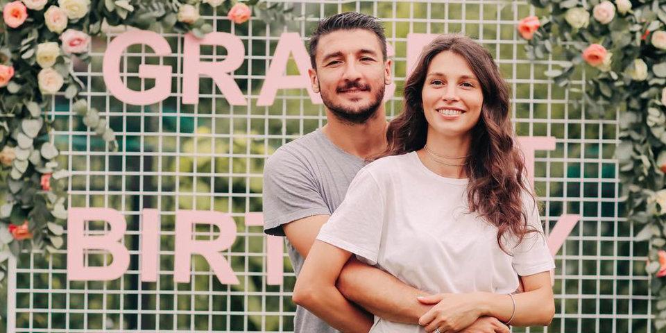 Сальватор Боккетти с женой Катериной