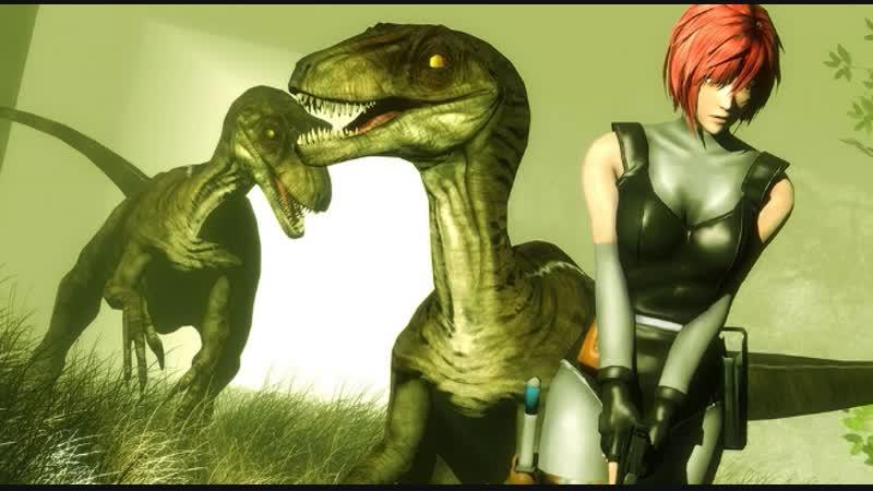 Прохождение Dino Crisis (PS1) от Dimension