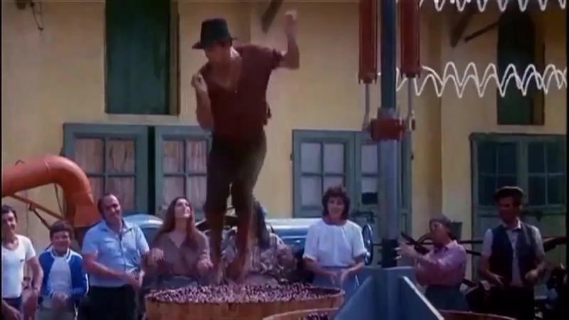 """как Челентано Adriano Celentano and Ornella Muti """"La bisbetica domata"""""""