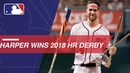 Harper wins HR Derby in bonus time at Nationals Park