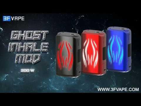 Avidvape Ghost Inhale 200W Mod