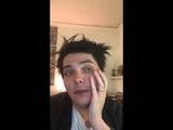 Gerard Way speaking Russian