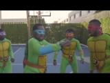 Teenage Mutant Ninja Turtles VS Power Rangers