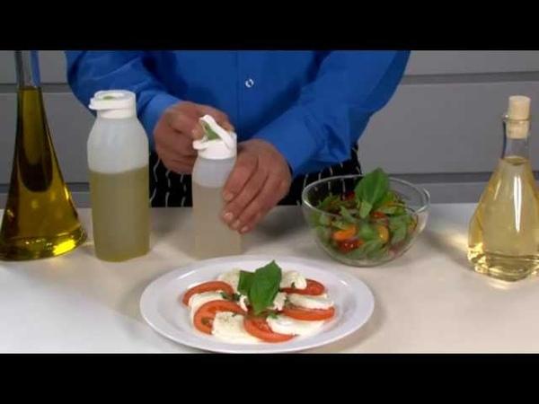 Condiment dispenser TESCOMA PRESTO 250 and 500 ml, 4 nozzles