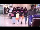 180330 레드벨벳 입국 Red Velvet arrived Gimpo Airport back from Japan