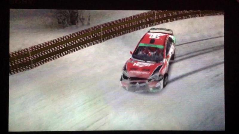 WRC 4 - Мастер манёвренности.