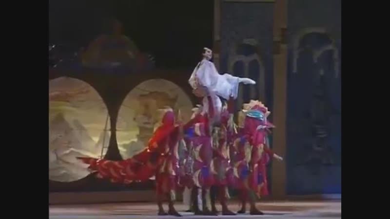 Хрустальный башмачок (Акт III) - балет (Н. Касаткина и В. Василёв)