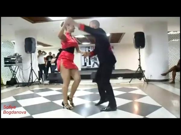 Band Odessa - *Милая*Танцуют Хорхе Атака и Таня Алемана