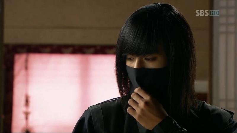 (Сокращенная версия) Воин Пэк Тон Су 19 серия