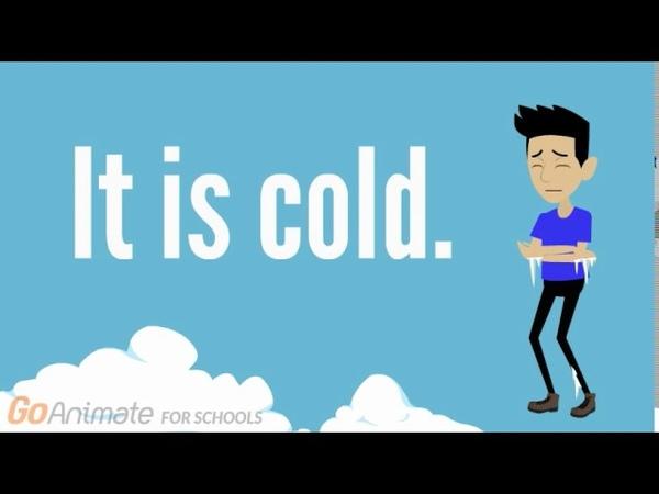 Describing the Weather - ESL English Conversation Practice