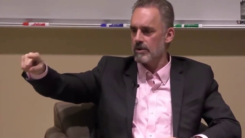 Джордан Питерсон - шокирующая правда о людях, чей IQ ниже 83