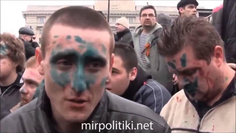 Уроды идут Вячеслав Бутусов