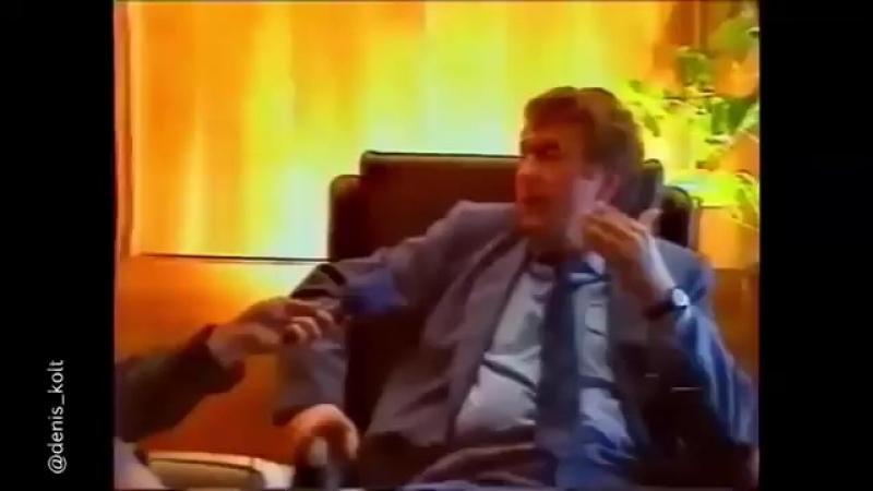 Новости ТВ из 1991 года Провозглашение независимости Украины Собчак распродаёт заводы под гарантии кредитов от ЕБРР Жир