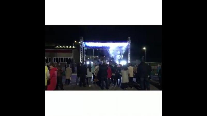 Рок-Острова в Шугурово (День Нефтяника, 23.08.2018) Видео - Владимир D.J. Aviator Лугвенёв