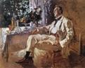 В музей без поводка Константин Коровин Портрет Ф И Шаляпина