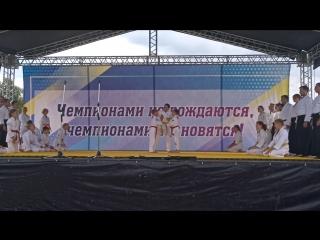 Презентация спортивных школ г.Пензы 2.09.2018. Клуб Айкидо