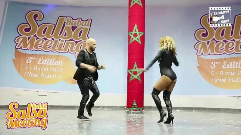 Потрясающие... Жорж Атака и Таня Ла Алемана...танцуют... За Любовь