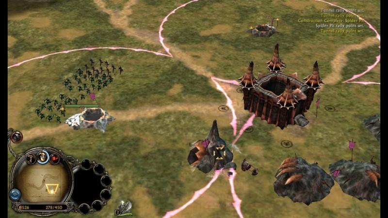RotWK 2.02. Gobs vs Mordor 1v1