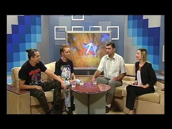 Донецкая сказочная панк-рок группа «Спектакль Джо». Открытая студия. 07.09.18